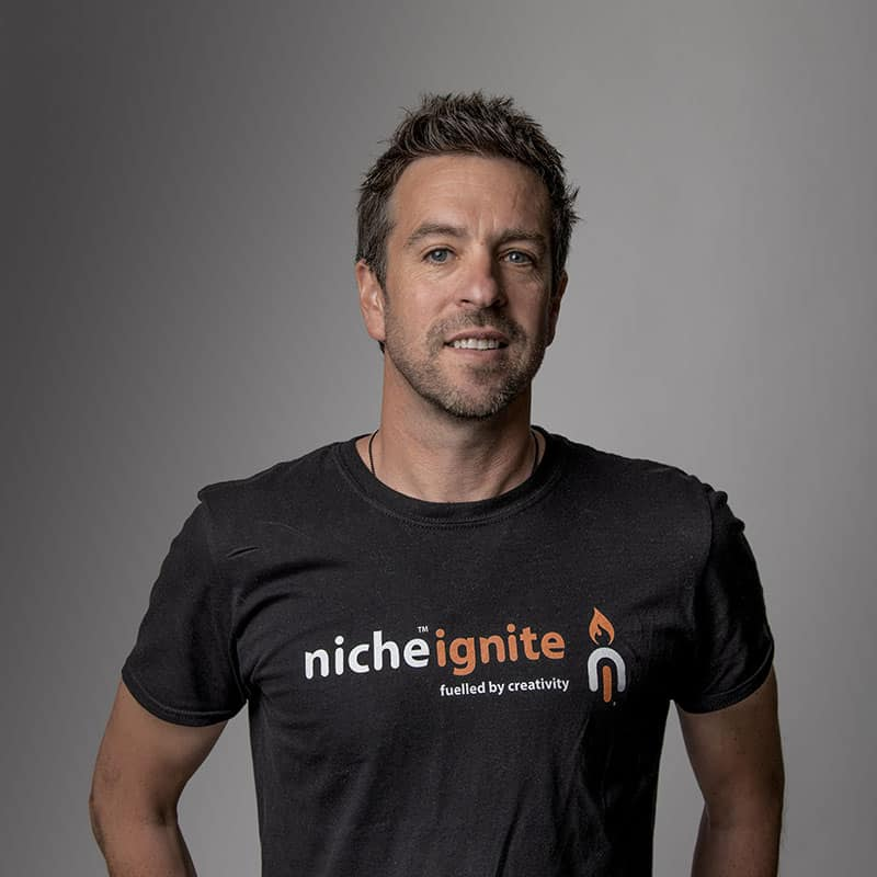 Cain Lazenby @ Niche Ignite