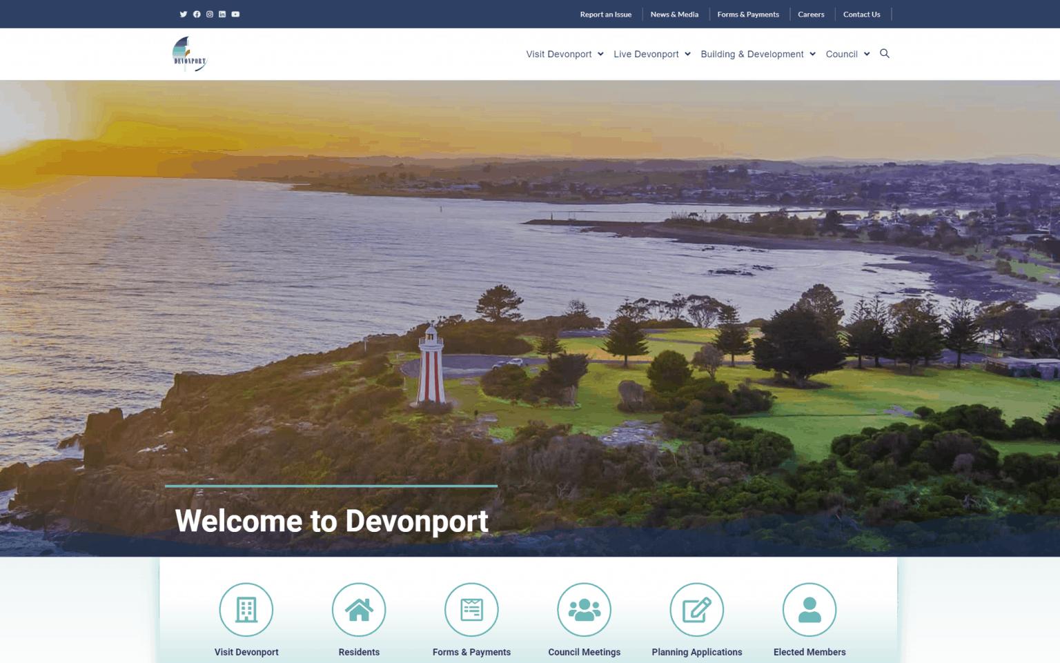 Devonport City Council