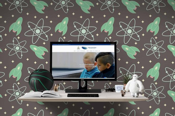 Niche Ignite - WordPress websites - Romaine Park Primary School - School Websites